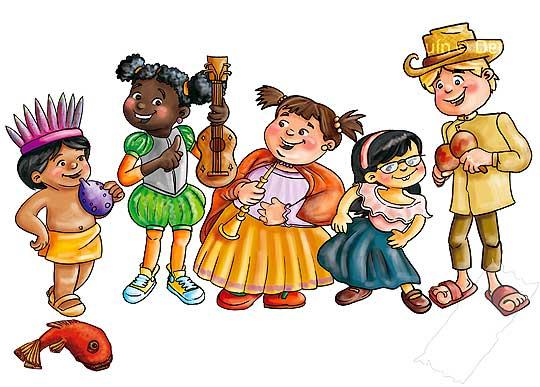 Ilustración infantil para EB Ediciones por Hache Holguin