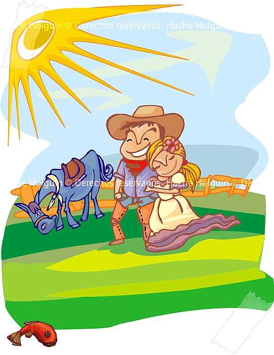 Ilustración vectorial por Hache Holguín