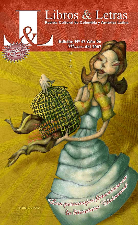 Ilustración y diseño de portada para libros Y letras