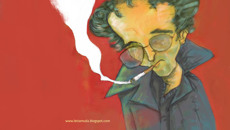 Wallpaper de Roberto Bolaño 1360*768