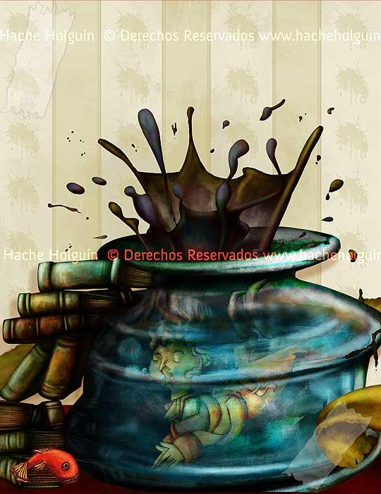 Ilustración: ANTONIO NARIÑO.
