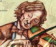 Diseño cartel orquesta filarmonica de bogota.