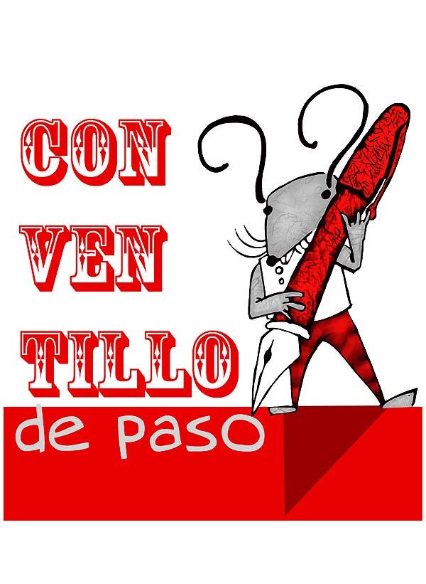 Logotipo. Conventillo de paso por Hache Holguín