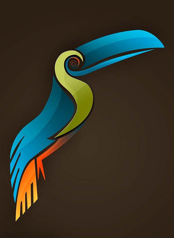 Logotipo. Nuestro Sur por Hache Holguín