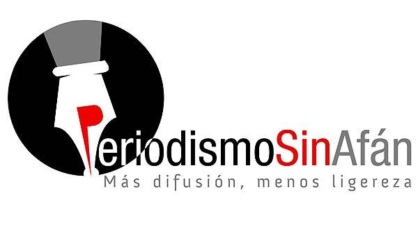 Logotipo. Periodismo sin afán por Hache Holguín