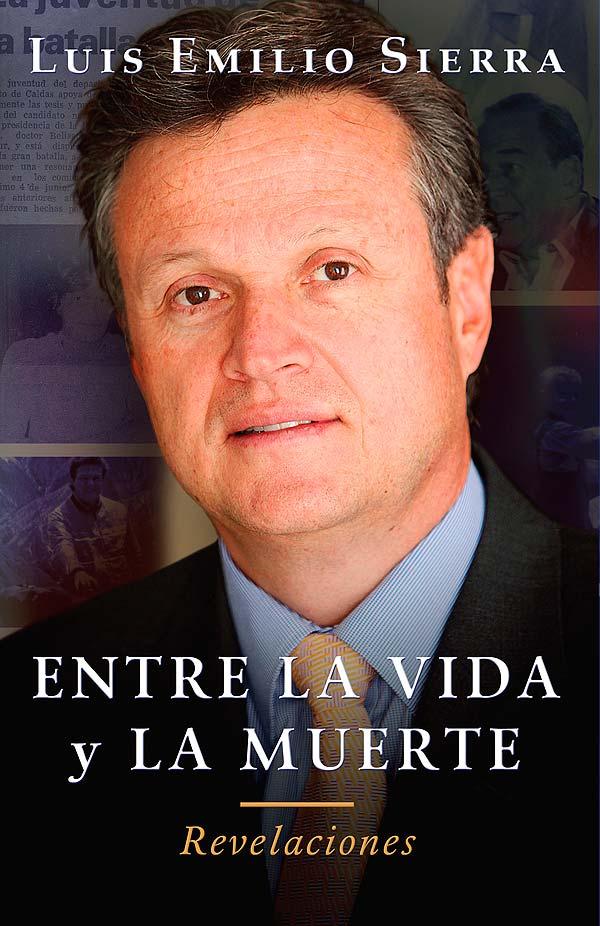Diseño y diagramación. Memorias Luis Emilio Sierra por Hache Holguín